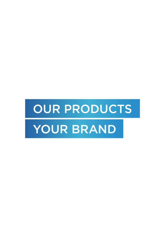 our products your brand