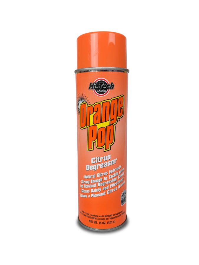Hi-Tech Orange Pop Citrus Degreaser Image