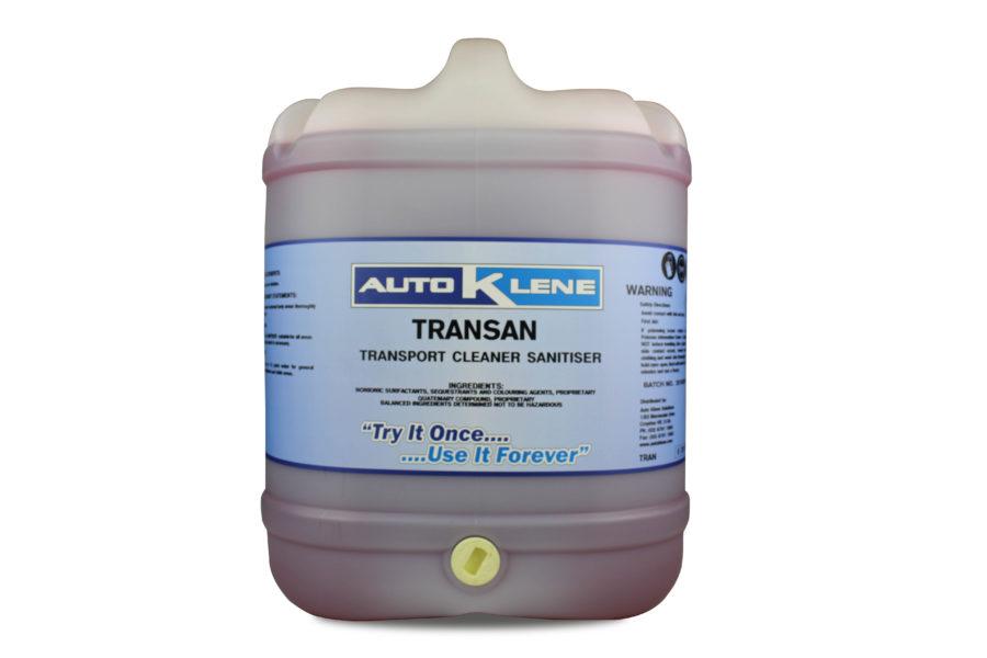 Transan Truck Wash & Sanitiser Image