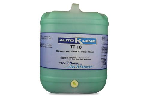 TT18 Truck Wash Image
