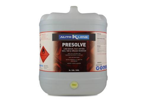 Presolve - Prepwash Solvent Image