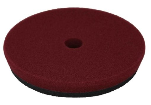 6.5″ Maroon Foam Medium Cutting Pad Image