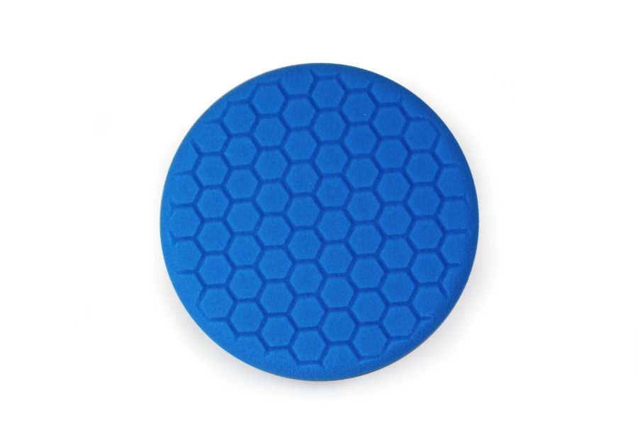 Blue Buff Hex Polishing Pad Image