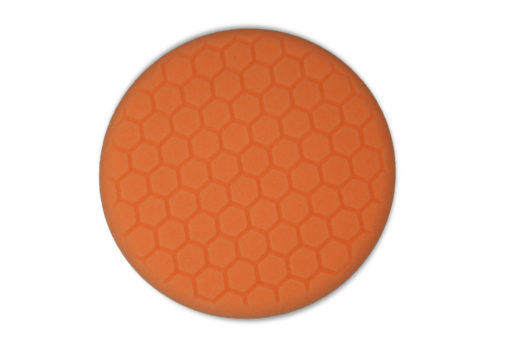 Orange Buff Hex One Step Pad Image