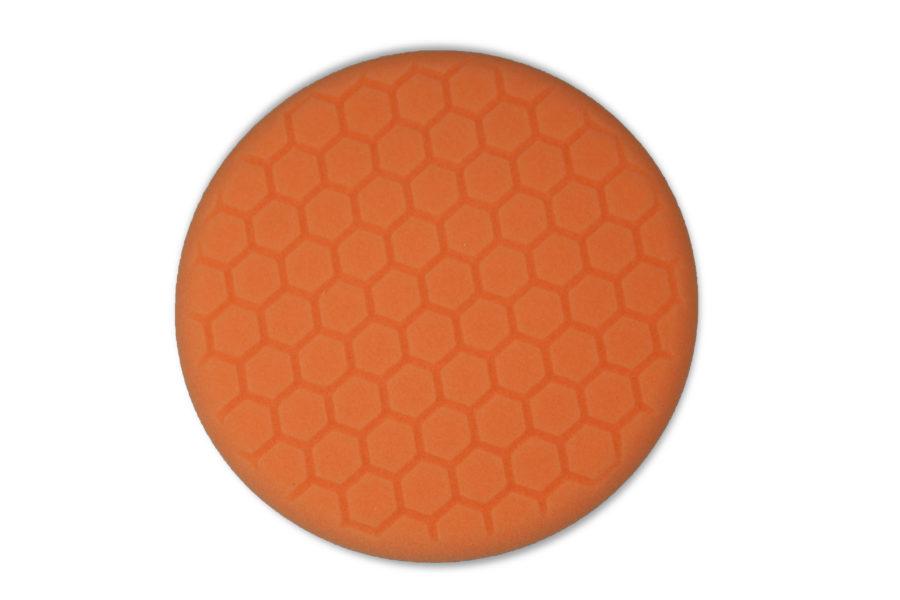 Orange Buff Hex One Step Pad Image