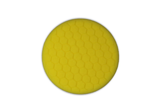Yellow Buff Hex Cutting Pad Image