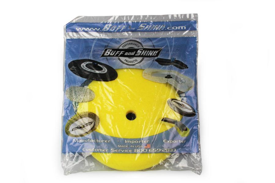 BUFFY – Yellow Buff Pad Image