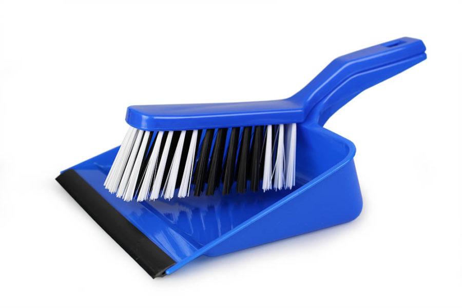 Dust Pan & Brush Image