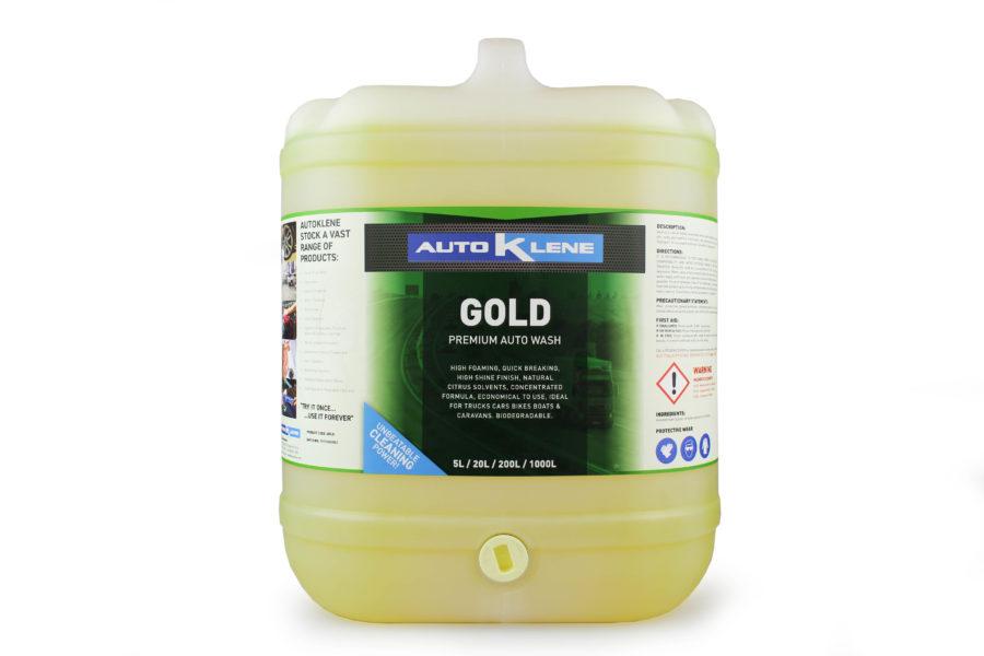 Gold Wash Image