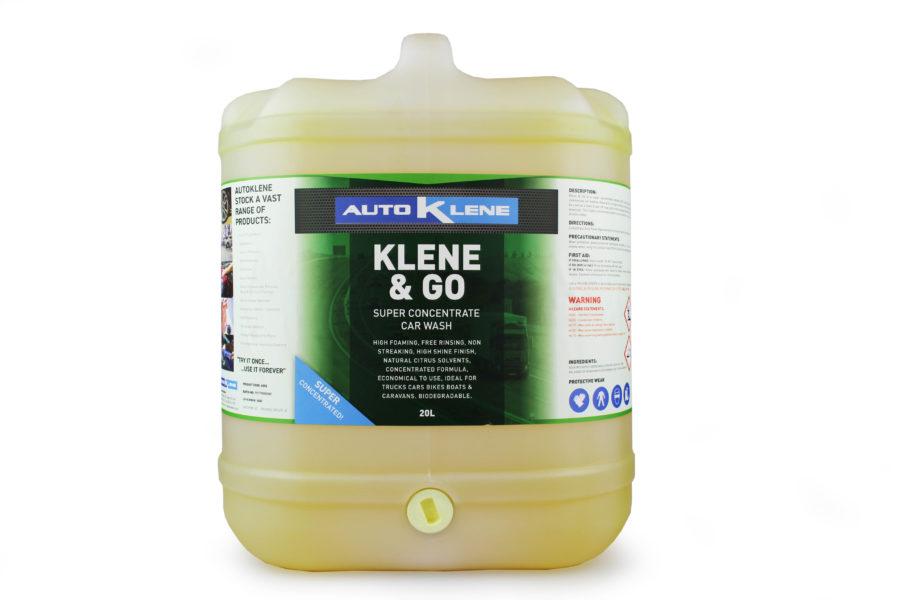 Klene & Go Wash (Super Concentrate) Image