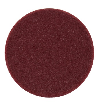 8″ Burgundy Cutting Pad Image