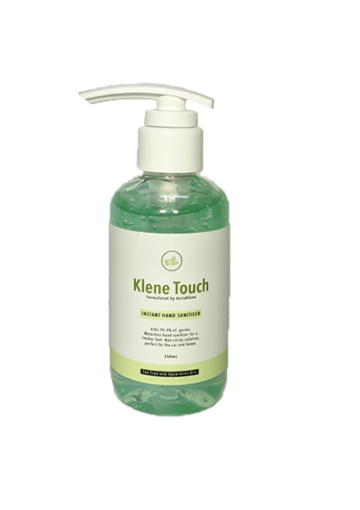 Klene Touch - Hand Sanitiser 250mL Image