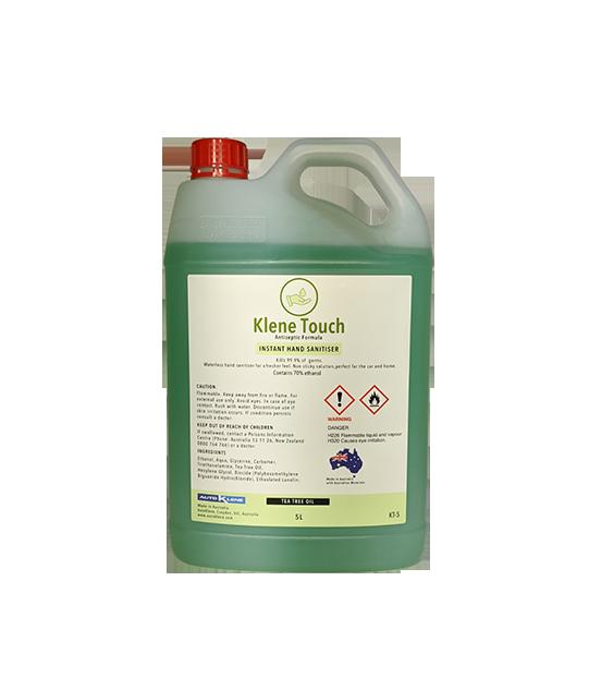 Klene Touch - Hand Sanitiser 5L Image