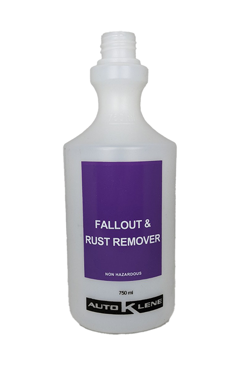 750mL Fallout Remover Bottle Image