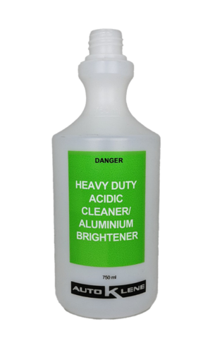 750mL Heavy Duty Acid Cleaner Bottle Image
