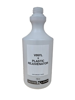750mL Vinyl/Plastic Rejuvenator Bottle Image