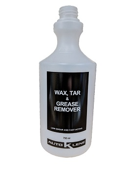 750mL Wax, Tar & Grease Remover Image