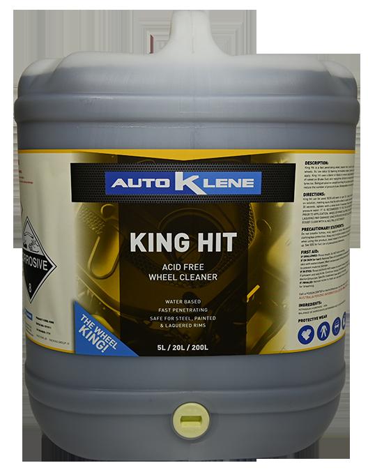 King Hit - Non Acid Wheel Cleaner Image