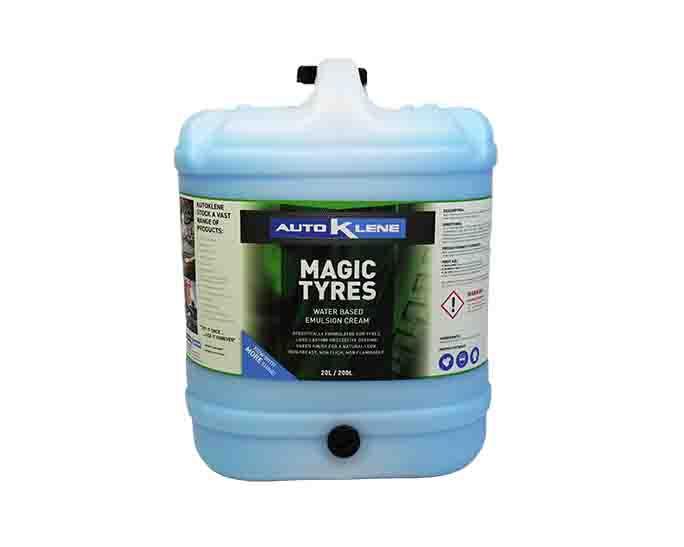 Magic Tyres Tyre Gel Image
