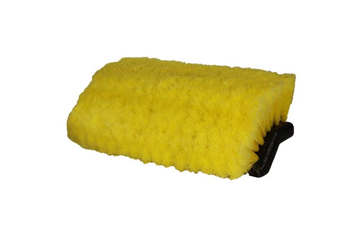 Bi-Level Brush Head - Yellow Image