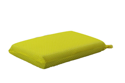 Yellow Netted Bug Sponge - 12 Pack Image
